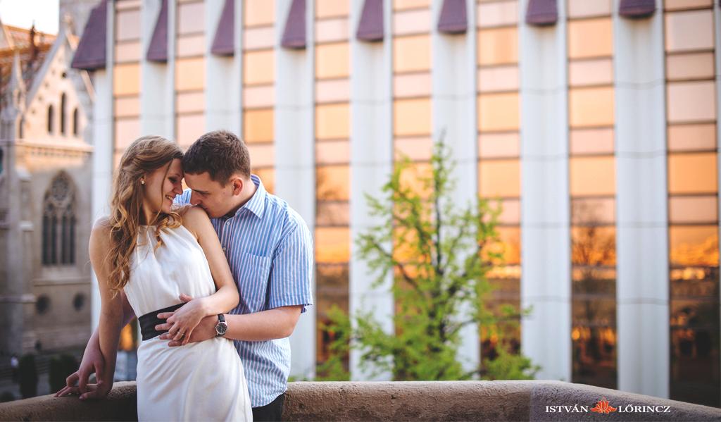 Verlobungsfotos Julia und Szabolcs