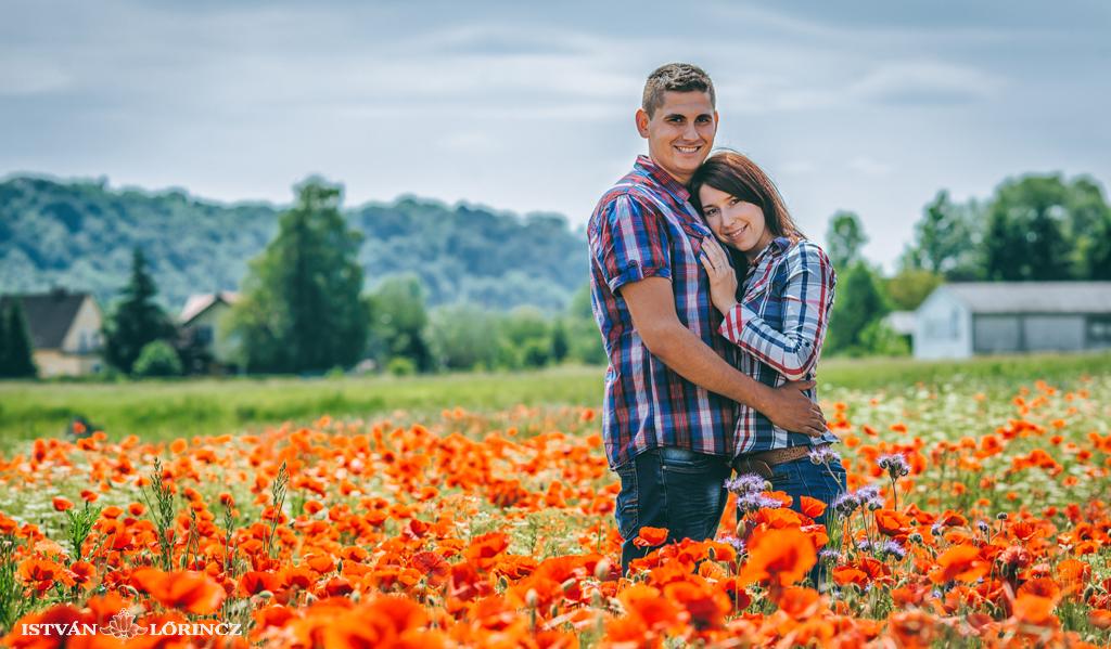 Verlobungsshooting am Traunsee mit Szandi und Thomas