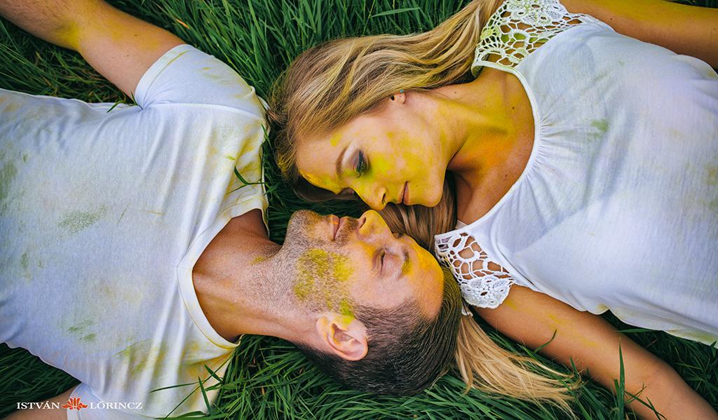 Verlobungsshooting in Szentendre